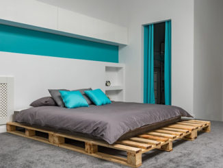 giường pallet