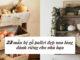 23 mẫu kệ gỗ pallet đẹp nao lòng dành riêng cho nhà bạn